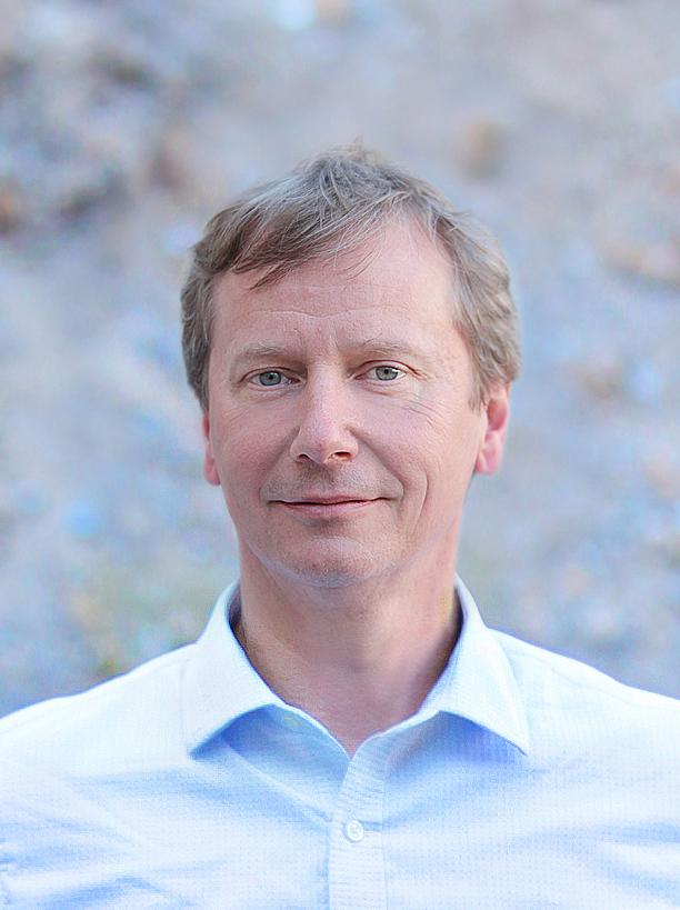 Gerhard Fettweis, TU Dresden, DE