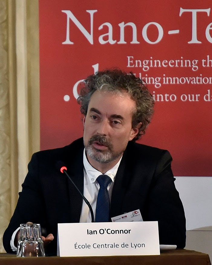 Ian O'Connor, Lyon Institute of Nanotechnology, FR