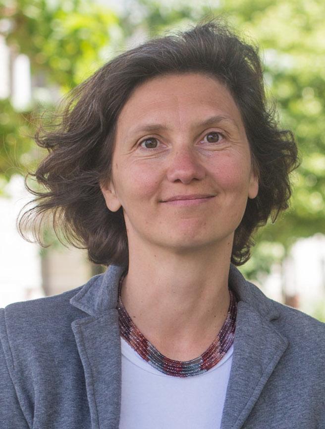 Laura Pozzi, USI Lugano, CH