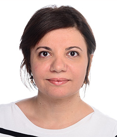 Selma Saidi, Technische Universität Dortmund, DE