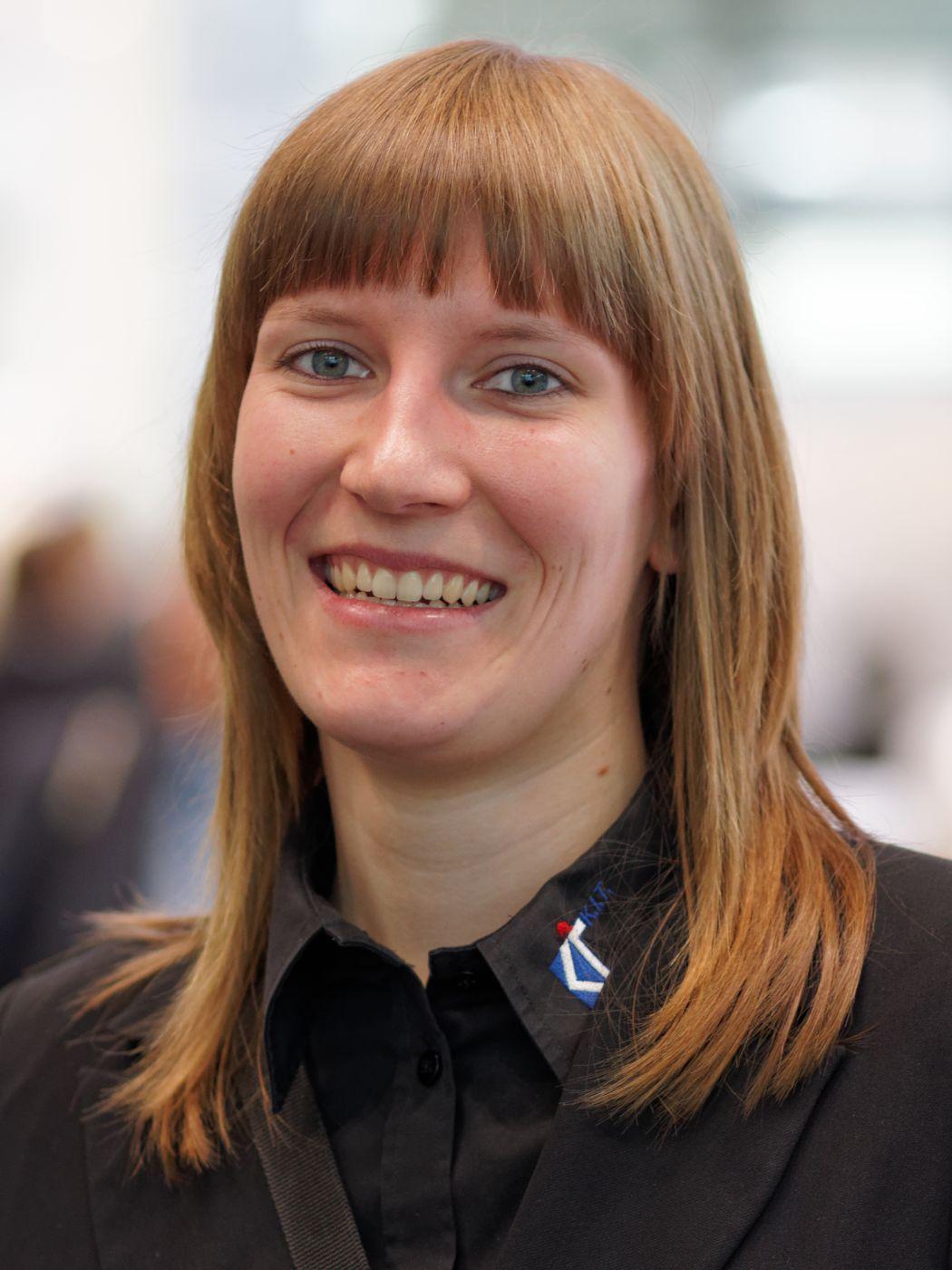 Eva Smejkal, K.I.T. Group GmbH Dresden, DE