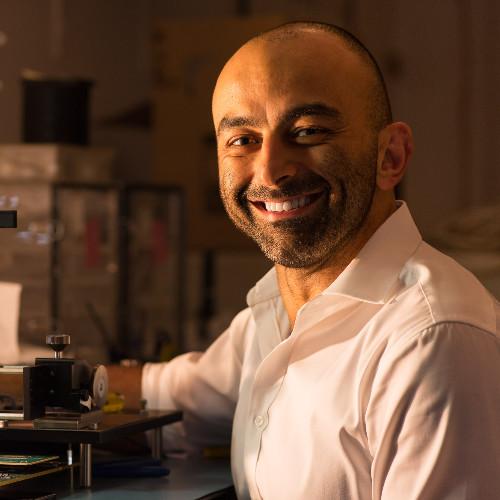 Ashkan Seyedi, Hewlett Packard Labs, US