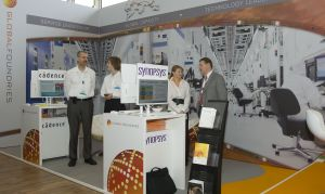 GLOBALFOUNDRIES Stand
